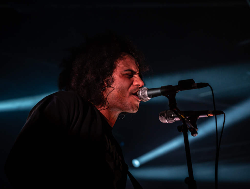 Zeal and Ardor lagde Voxhall ned